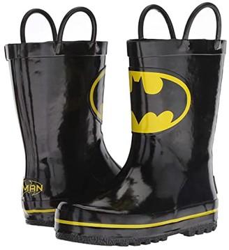 Favorite Characters 1BMF505 Batmantm Rain Boot (Toddler/Little Kid) (Black) Boy's Shoes