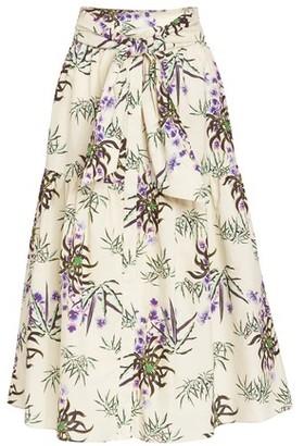 Kenzo Midi skirt with belt