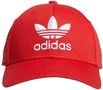 adidas Originals Icon Precurve Snapback (Black/White) Caps
