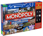 NEW Games Melbourne Monopoly