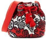 Boden Tassel Pouch Bag.