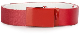 Diesel Red Tag x Gr Uniforma adjustable waist belt