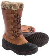 Kodiak Skyla Leather Pac Boots - Waterproof, Insulated (For Women)