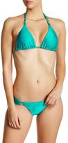 Vix Solid Triangle Bikini Top