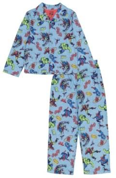 AME Spider-Man Big Boy 2 Piece Pajama Set