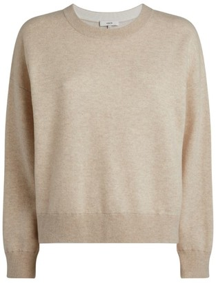 Vince Double-Layer Sweater