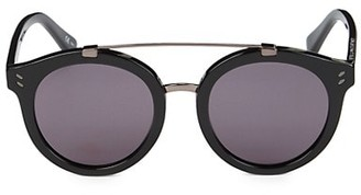 Stella McCartney 50MM Aviator Sunglasses