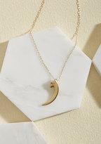 ModCloth Talon Show Necklace