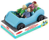 Melissa & Doug Car And Doll Set.