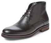 Saks Fifth Avenue Rimni Leather 3 Eye Chukka Boot