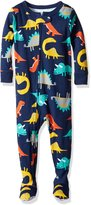 "Carter's Baby Boys' ""Dino Might"" Footed Pajamas"