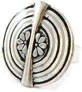 Les Trésors De Lily Ring of 'french touch' 'Les Souvenirs Du Passé' silvery.