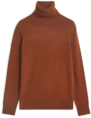 Arket Cashmere Roll-Neck