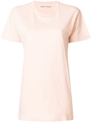 Comme Des Garçons Pre Owned classic crew neck T-shirt