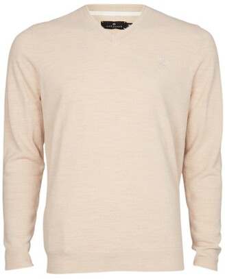 Jeff Banks V-Neck Core Knit
