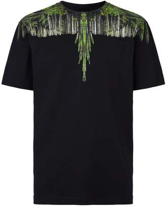 Marcelo Burlon County of Milan Forest Wings T-Shirt