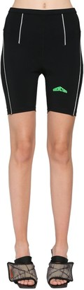 Heron Preston Active Jersey Biker Shorts
