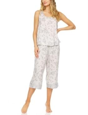 Flora by Flora Nikrooz Mariah 2pc Pajama Set