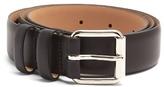 A.P.C. Paris smooth-leather belt