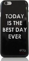 Peace Love World Today Is The Best Day Ever iPhone 6 Case