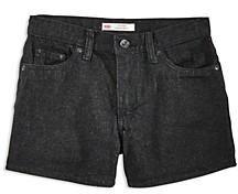 Levi's Girls' High Rise Shorty Shorts - Big Kid