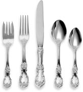 Reed & Barton Burgundy Sterling Silver 5-Piece Flatware Place Setting