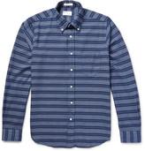 Gant Slim-Fit Printed Cotton Oxford Shirt