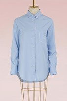 Officine Generale Cotton Gab shirt