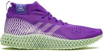 "adidas 4D ""Pharrell Williams"" sneakers"