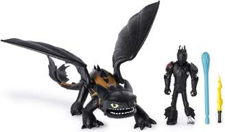 Dragon Optical How To Train Your DreamWorks Dragons 3 Viking Toothless Hiccup