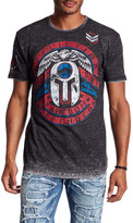 Affliction Grounded SB Tee