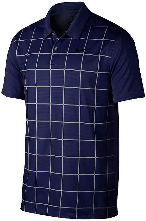 Nike Mens Short Sleeve Polo Shirt
