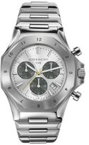 Givenchy Five Stainless Steel Chronograph Watch