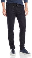 Scotch & Soda Men's Chino In Knitted Wool Quality with Tape Details