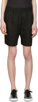 Fanmail Black Sport Shorts