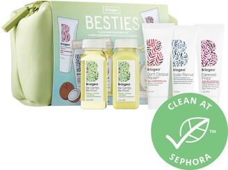BRIOGEO Besties Clean Hair Travel + Value Sets