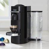 Crate & Barrel Nespresso ® Vertuo Deluxe Plus Black Coffee Maker