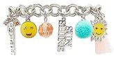 Charlotte Russe Hello Sunshine Charm Bracelet