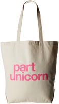 Dogeared Part Unicorn Tote