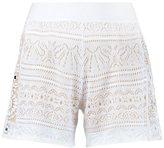 Cecilia Prado crochet shorts