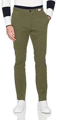 Tommy Hilfiger Men's Bleecker Chino Str Pima Ctn Chino Trouser,W33/L34