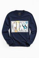 GUESS James Terry Crew Neck Sweatshirt