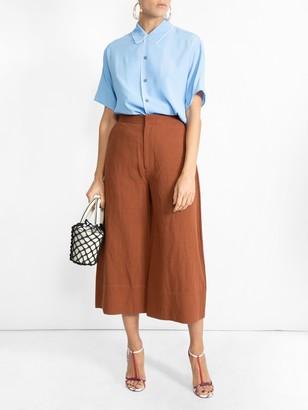 Marni Pajama Shirt Blue