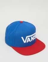 Vans Drop V Snapback Cap V0yej5h