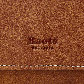 Roots Large Chequebook Clutch Tribe