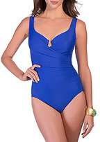 Miraclesuit Must Have Escape Underwire Tummy Control One Piece