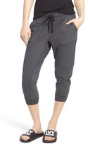 Ivy Park Women's Slim Leg Capri Jogger Pants