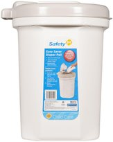 Safety 1st Easy Saver Diaper Pail - White