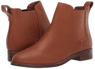 Madewell Ainsley Chelsea Boot (English Saddle) Women's Shoes