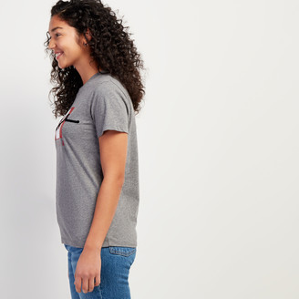 Roots Womens Script Canada T-shirt